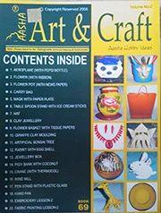 Art & Craft Bi-Monthly Magazine Selling Service
