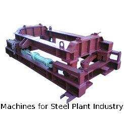 Machines for Steel Plant Industry