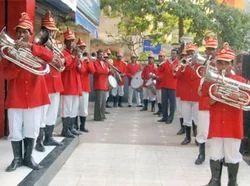 Wedding Brass Band Rental Service