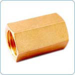 Brass Hex Socket-BSP
