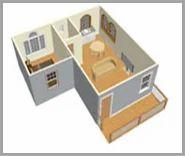 Low Cost Housing-Interiors Construction Service in Himayath Nagar ...