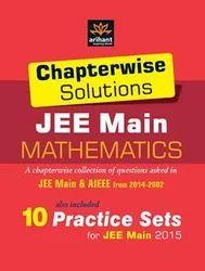 JEE Main Mathematics Exam Book