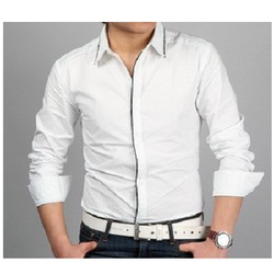 Men Shirts - Men Cotton Shirt Manufacturer from Mumbai
