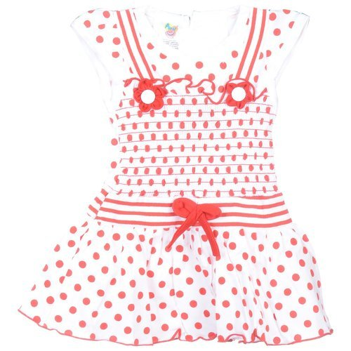 db64ee75e Girls Cotton Frock at Rs 300  piece(s)