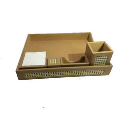 Wood Desk Organizer, Rs 65 /piece, Outflank Trading Private Limited | ID:  8599217555