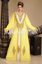 Bling Hand Embroidered Kaftan