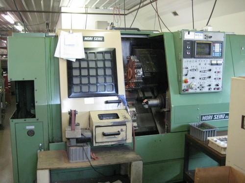 Mori Seiki Zl15s Turning Centers - S  R  Engineering Co, New