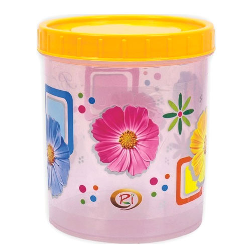 Printed Kitchen Plastic Container At Rs 25 Piece Plastic Food