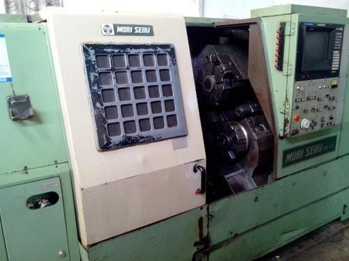Mori Seiki - CNC Lathe Machine, Cnc Machines & Lathe Machine
