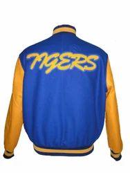 Letterman Varsity Jacket