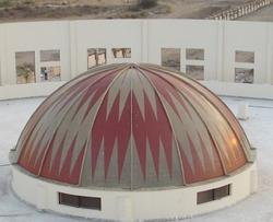 Fiber Glass Dome