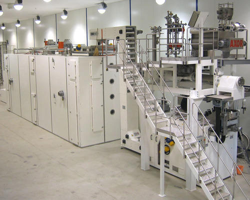 Automatic Pasta Lines Machine