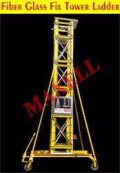 MAXELL - FRP Telescopic Tower Ladder