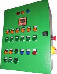 Relay Logic Control Panel