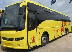 Automotive Glass For Buses