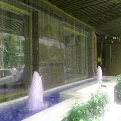 Decorative Water Curtains
