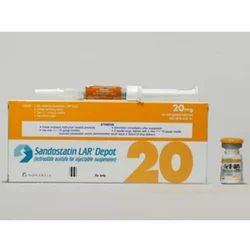Octreotide Prefilled Syringe