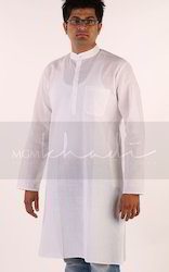 Mens Khadi Long Kurta