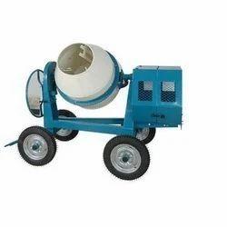 Diesel Engine Concrete Mixer