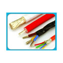 PTFE. Cables