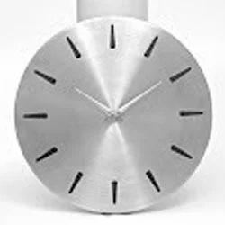 Silver Quartz Wall Clock, DCSR150