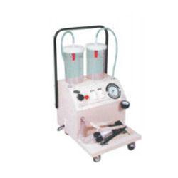 Suction Apparatus (1/4 H.P) Electric Cum Foot Operator