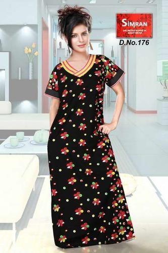 6a08f64b2 Manufacturer of Ladies Night Wears   Ladies Night Suit by Simran ...