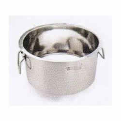 Steel Handi, for Hotel/Restaurant