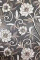 Dyeable Net Embroidery Printed Fabric