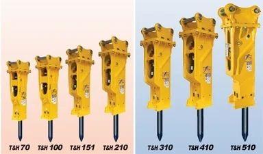 Rock Hydraulic Breaker Hammer, For Rock Breaker | ID: 8899168933
