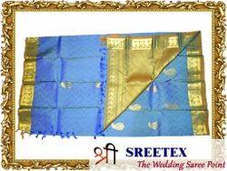 Pure Silk Jacquard Saree