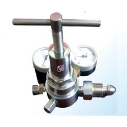 Extra High-Pressure Regulator