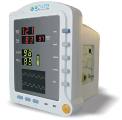 Scure Table Top Pulse Oximeter