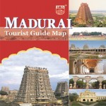 Madurai City Tourist Guide Map