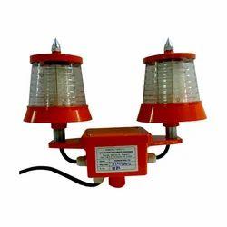 Low Intensity Twin Type Aviation Warning Light