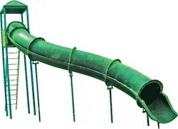 Big Tube Slide