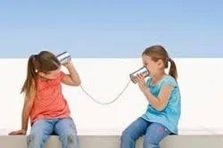 Communication Playschool