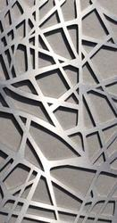 Stainless Steel Laser Cutting Grill