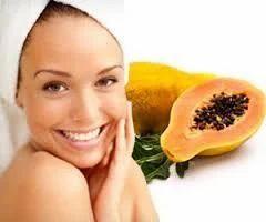 Papaya Fresh Fruit Facial Service