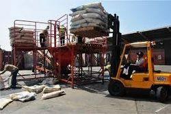 Handling of Stuffing & De-Stuffing at Ports