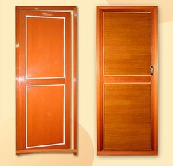 Solid PVC Panel Doors