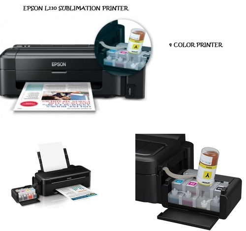 Epson L110 Sublimation Printer - View Specifications & Details of