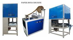 Silver Cotted Paper Plate Making Machine