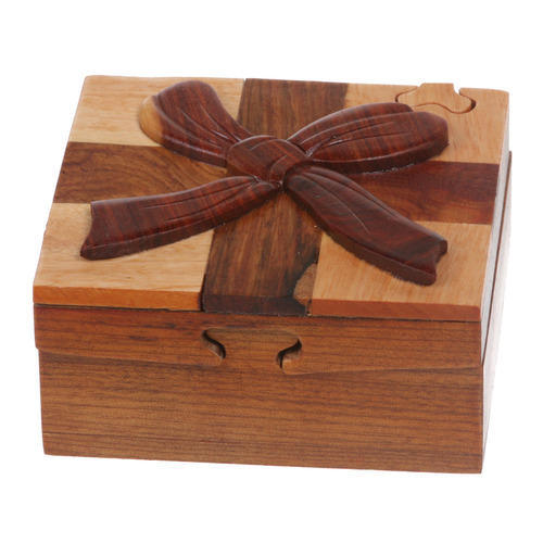331b50694 Wooden Gift Box at Best Price in India