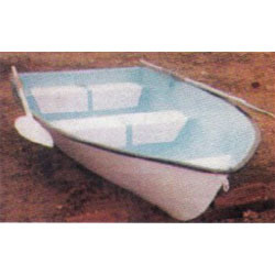 FRP Rowing Boat