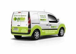 Vehicle Branding Service, Mode Of Advertising: Standard