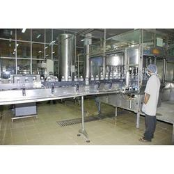 Soda Water Bottling Plant