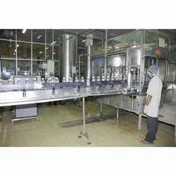 Soda Water Plant - Soda Water Bottling Plant Manufacturer