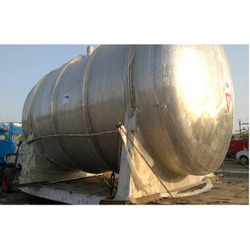 Fabricated SS Tank