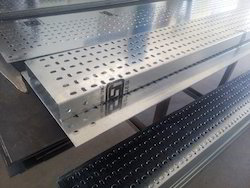 Perforated GI Cable Trays